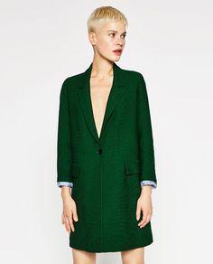 Image 1 de MANTEAU MASCULIN de Zara
