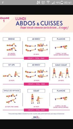 Yoga Fitness Flat Belly TBC gratuit - There are many alternatives to get a flat stomach and among them are various yoga poses Bikini Body Guide, Body Training, Sports Training, Challenge Week, Workout Challenge, Squat Workout, Workout Plans, Pilates, Sit Ups