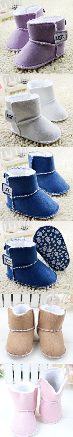 Baby snow boots toddler shoes baby shoes scarpe bimba 2016 new cheap girls boots first walkers babyschuhe sapato infantil menina $8.39