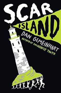 Lord of the Flies set on Alcatraz, with the Gothic sensibility of The Wolves of Willoughby Chase.