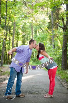 Save the Date Banner / Wedding Garland / Save the by BannerCheer, $20.00
