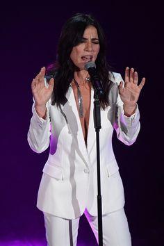 Paola Turci, la più hot di Sanremo