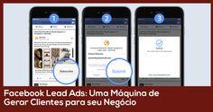Facebook Lead Ads: Uma Máquina de gerar clientes para seu negócio - João Paulo Pereira