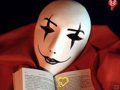 Venetian Mask by AlienDrawer on DeviantArt Venetian Mask by AlienDrawer on Deviantart<br> Jester Mask, Carnival Makeup, Retro Clock, Cool Masks, Masks Art, Venetian Masks, Art Themes, Mask Design, Masquerade