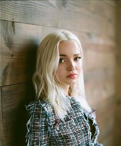 "Dove Cameron on Amar Daved posted on Instagram. ""That awesome @DoveCameron by me. Shot on 120mm film"""