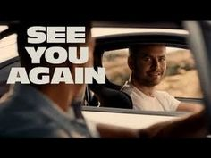 See You Again - Memory for Paul Walker Live