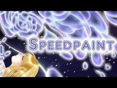 Thoughts of overflowing petals - Speedpaint