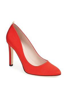 Red shoes by SJP from Nordstrom Perfect