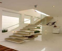 Resultado de imagem para escadas modernas