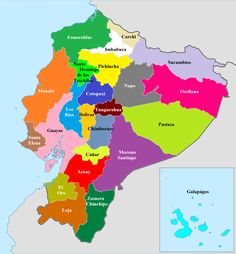 Ecuador is country in South America. The capital of Ecuador is Quito. Ecuador is the only country named after a geographical feature, Equator. In Ecuador you should visit Galapagos Islands, San Francisco Church, and Otavalo Market. The fun and interesting fact about Ecuador is, it is closest country to space.