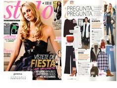 Revista Stilo. Diciembre 2015.