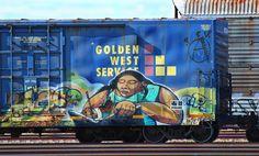 Graffiti Girl, Broadway Shows, Trains, Image, Car, Model, Automobile, Scale Model