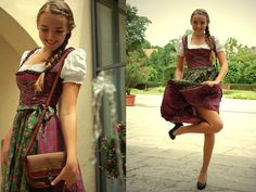 O´Zapft is - Oktoberfest in Munich (by Jessica N.) http://lookbook.nu/look/4041286-O-Zapft-is-Oktoberfest-in-Munich