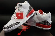 Are You Waiting For The Air Jordan 3 Katrina (2018) Hall Of Fame?