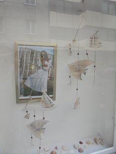 Kleines Schaufenster in neuem Kleid ;-) www.mmel.at
