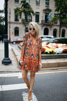 Fall embroidered dress my style fashion, fashion dresses и b Boho Fashion, Fashion Dresses, Womens Fashion, Fashion Trends, Style Fashion, Fashion Spring, Ladies Fashion, Fashion Clothes, Fashion Check