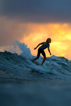 Surf, it's the only thing I need to be happy