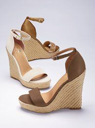 T-strap Espadrille Sandal - Colin Stuart® - Victoria's Secret