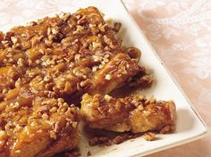 Sweet Potato-Caramel Twist Coffee Cake - Que Rica Vida