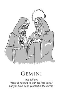 Gemini - Shitty Horoscopes Book VI: After the Fall by musterni Gemini Art, Gemini Traits, Gemini Life, Gemini Quotes, Zodiac Signs Gemini, Zodiac Art, Quotes Quotes, Gemini Characteristics, Gemini Symbol