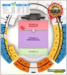 Este lunes 22 de agosto se ponen a la venta las entradas al concierto de Guns n…