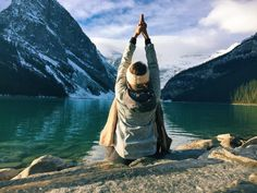 This article will help you discover how a luxury yoga retreat can boost your career. Banff National Park, Lake Louise, Alberta, wellness, health