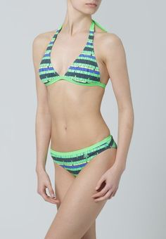 ¡Cómpralo ya!. adidas Performance Bikini midnight/bold blue/flash green. adidas Performance Bikini midnight/bold blue/flash green Ofertas   | Material exterior: 68% poliamida, 32% elastano | Ofertas ¡Haz tu pedido   y disfruta de gastos de enví-o gratuitos! , bikini, bikini, biquini, conjuntosdebikinis, twopiece, trisuit. Bikini  de mujer color verde de Adidas performance.
