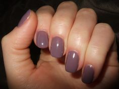 Гелевый лак Ibd JustGel Polish Smokey Plum