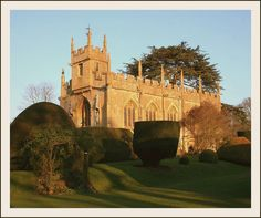 "St Mary's Church, Sudeley Castle, Gloucestershire: ""the most romantic castle in England"" (The Times)"