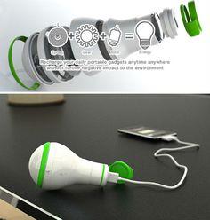 Energy Reducing & Converting Gadgets