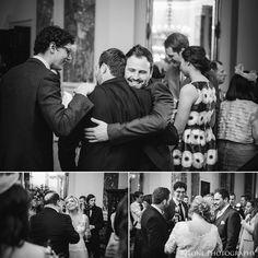 Documentary wedding photography. Wynyard Hall wedding photography by www.2tonephotography.co.uk