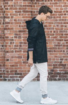 Simplicity is the key to style...and Zanerobe's new Movement line offers just that.
