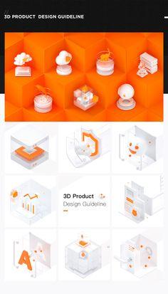3d Design, Icon Design, Banner Design Inspiration, 3d Icons, Banner Images, Design Language, Art Icon, Data Visualization, Icon Set