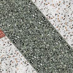 Terrazzo Flooring, Floor Design, Textures Patterns, Wall Tiles, Tile Floor, Design Inspiration, Instagram Posts, Study, Home Decor