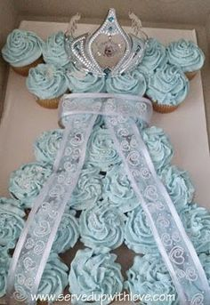 Served Up With Love: Budget Friendly Frozen Ice Princess Party