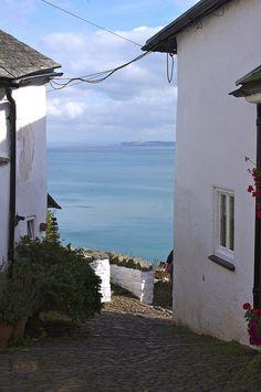 Clovelly, North Devon