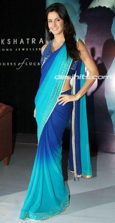 Another pretty sari