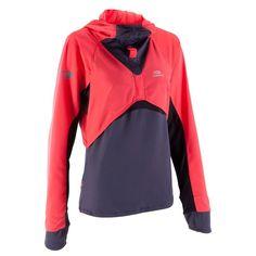 T-shirts Running - EVOLUTIV JERSEY RED KALENJI - Running Clothes