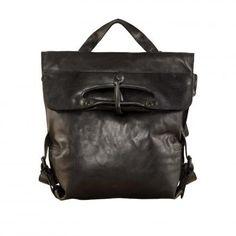 Mrs Mince Pie (black smoke) - perfect Backpack ♥