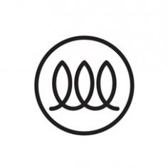 Logo for high-end boutique lighting shop and interior planning service Bulbo designed by Anagrama