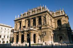 Opera Nazionale My Ancestors, Budapest Hungary, Austria, Opera House, Louvre, Building, Travel, Construction, Trips
