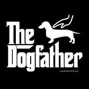 The Dogfather Funny #dachshund Shirt