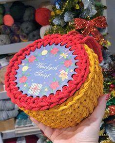 Szkatułka na klucze, słodycze, kosmetyki. Na co chcesz 😁 Średnica 20 cm. Crochet Necklace, Fashion, Moda, Fashion Styles, Fashion Illustrations