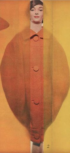 #2- Erwin Blumenfeld (1897-1969), 1958, Vogue US.