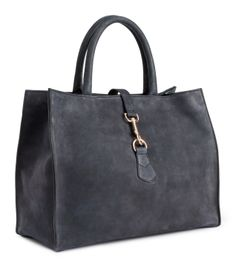 Leather bag H&M