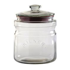 Kilner Vorratsdose aus Glas mit Steckdeckel 2 Liter Kilner http://www.amazon.de/dp/B009ZYB308/ref=cm_sw_r_pi_dp_O5Buwb1WAKR3S