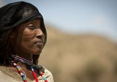 Karrayyu tribe woman with scars on the face - Ethiopia | Flickr - Photo Sharing!