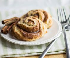 Cinnamon swirl scones.
