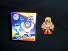 Funko Mystery Minis WWE Ultimate Warrior Vinyl Figure Collectible New Opened