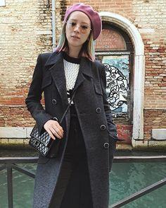 Venice  #Culturechanel #LaDonnaCheLegge #ParisinRome